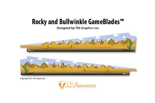 Rocky & Bullwinkle GameBlades™