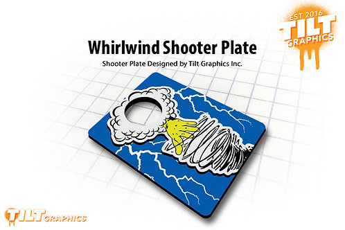 Whirlwind Shooter Plate