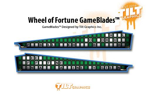 Wheel of Fortune: Puzzle GameBlades™