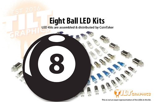 Eight Ball LED Kits