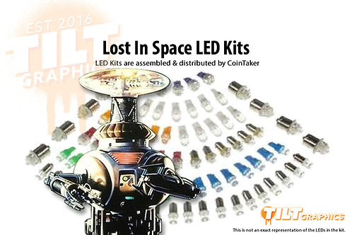 Lost In Space LED Kits