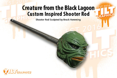 Creature from the Black Lagoon Shooter Rod