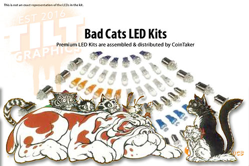 Bad Cats LED Kits