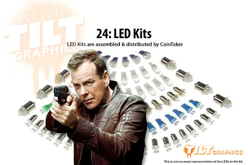 24 LED Kits