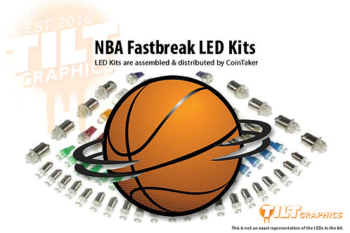 NBA Fastbreak LED Kits
