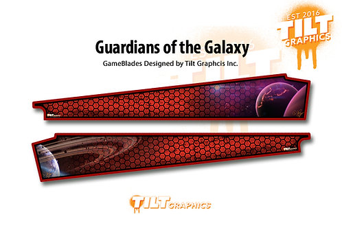 Guardians of the Galaxy - HexRed GameBlades™