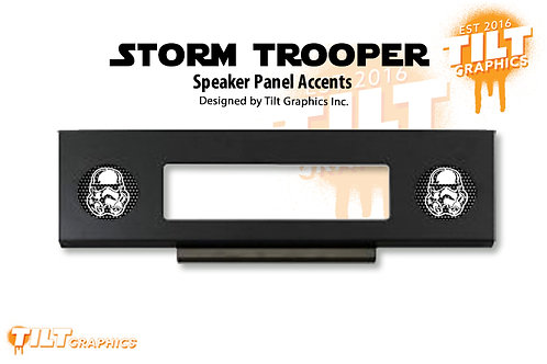 Star Wars - Data East: Storm Troopers Speaker Grill Accents