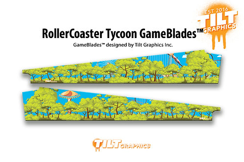RollerCoaster Tycoon GameBlades™