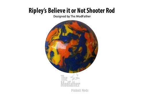 Ripleys Believe it or Not Custom Shooter Rod