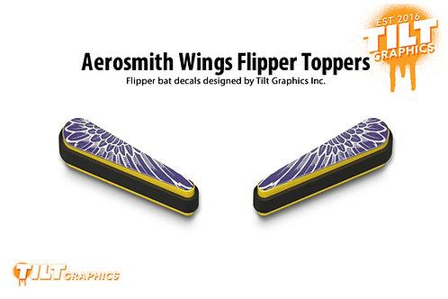 Aerosmith Wings Flipper Toppers