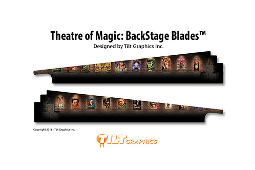 Theatre of Magic: Back Stage GameBlades™