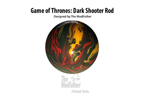 Game of Thrones: Dark Custom Shooter Rod