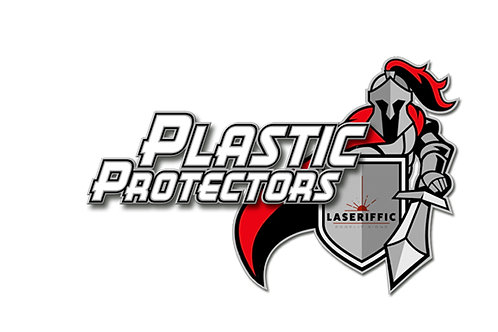 Houdini Plastic Protectors by Laseriffic