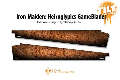 Iron Maiden: Hieroglyphs GameBlades™