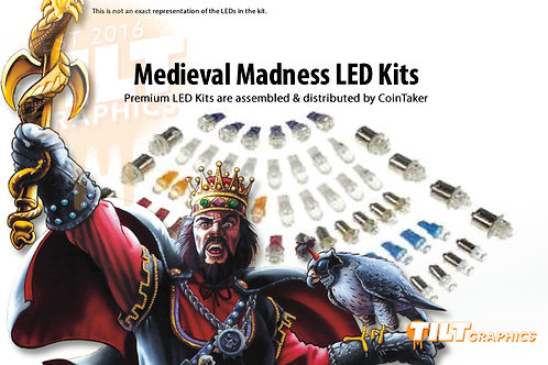 Medieval Madness LED Kits
