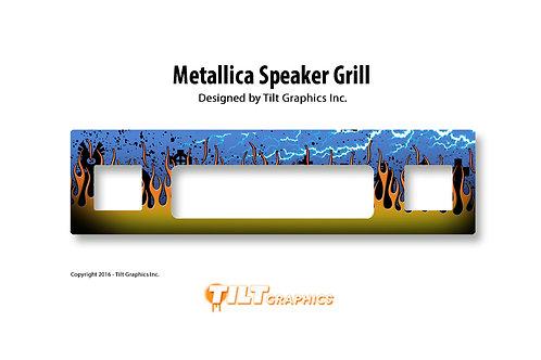 Metallica Speaker Speaker Grill