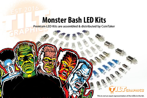 Monster Bash LED Kits