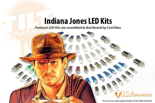 Indiana Jones (Williams) LED Kits