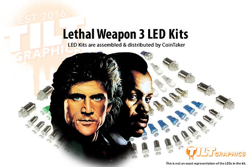 Lethal Weapon LED Kits