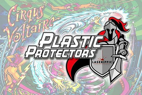 Circus Voltaire Plastic Protectors