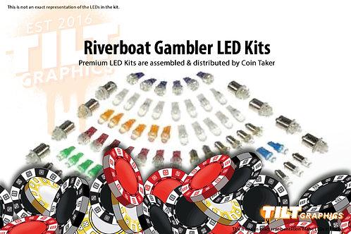 Riverboat Gambler LED Kits
