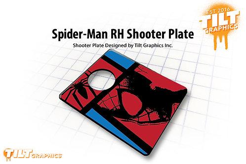 Spider-Man RH Shooter Plate