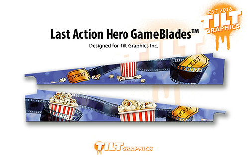 Last Action Hero GameBlades™