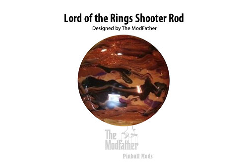 Lord of the Rings Custom Shooter Rod