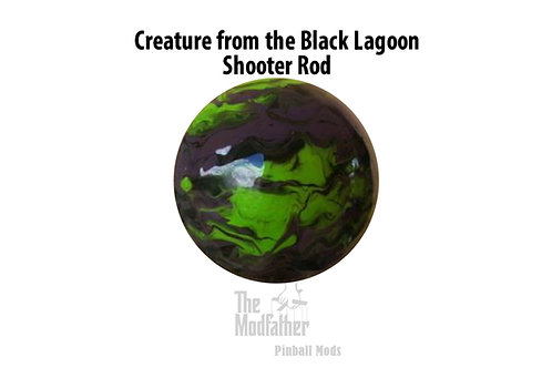 Creature from the Black Lagoon Custom Shooter Rod