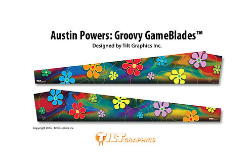 Austin Powers MirrorBlades™