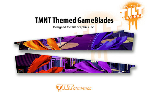 TMNT -Turtles Inspired GameBlades™ - Stern