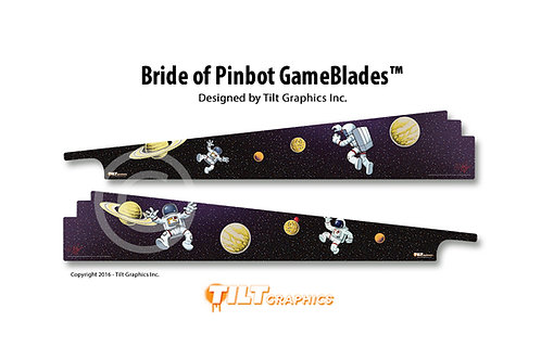 Bride of Pinbot GameBlades™