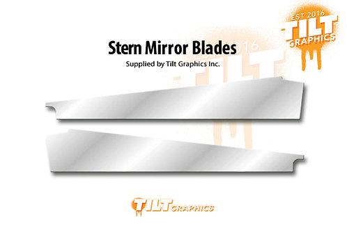 Stern Mirror Blades