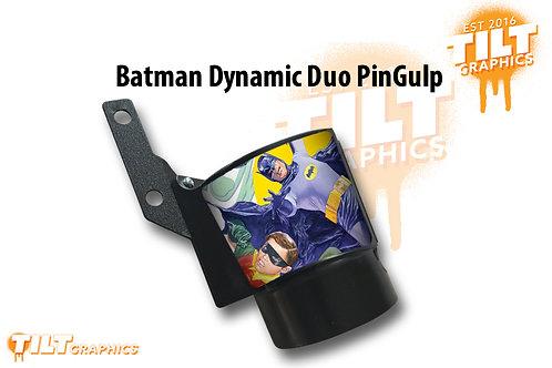 Batman: Dynamic Duo PinGulp Beverage Caddy