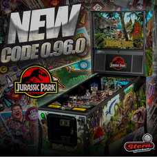 CODE UPDATE : STERN'S JURASSIC PARK: VERSION V 0.96.0