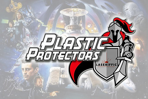 Lost In Space Plastic Protectors