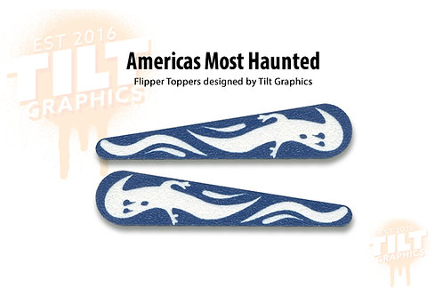 America's Most Haunted Flipper Toppers