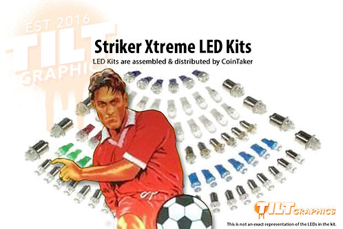 Striker Xtreme LED Kits