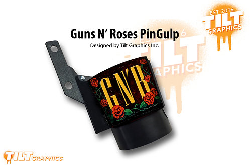 Guns N' Roses PinGulp Beverage Caddy