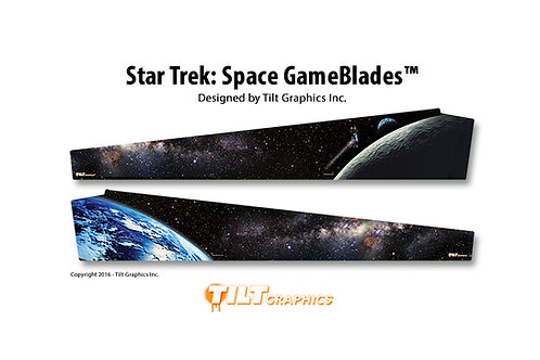 Star Trek Stern: Final Frontier GameBlades™