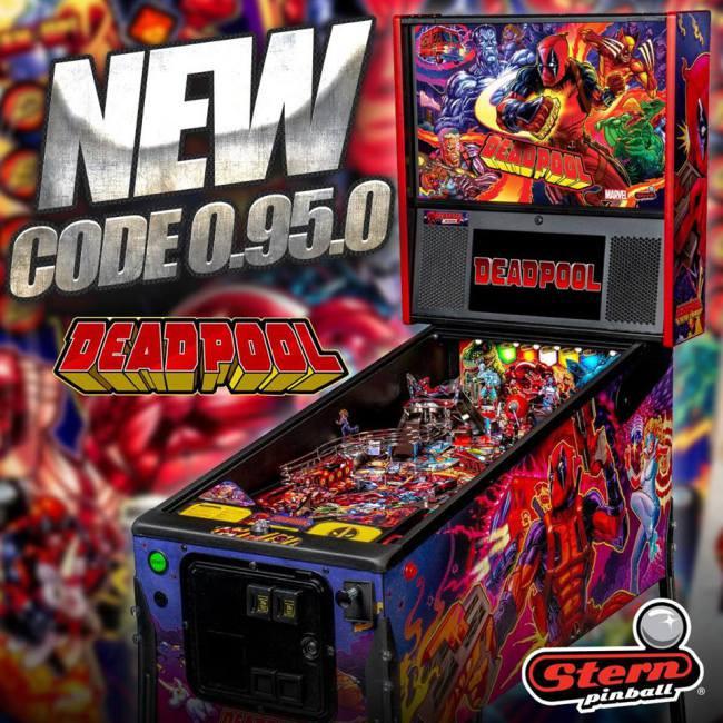 Stern Deadpool Code