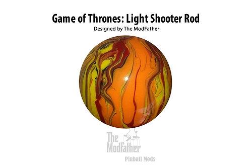 Game of Thrones: Light Custom Shooter Rod
