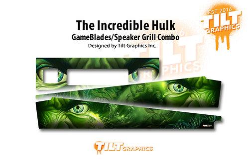 Hulk GameGrill™ & GameBlades™ Combo