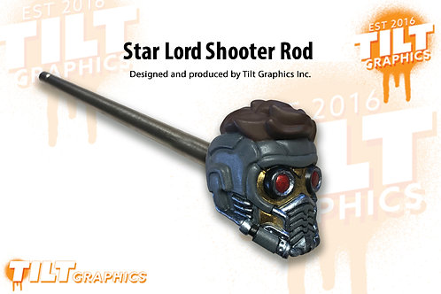 Guardians of the Galaxy Shooter Rod