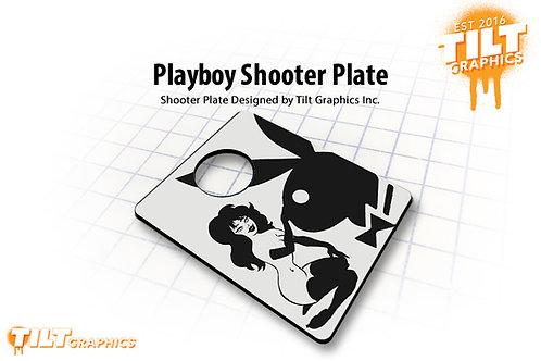 Playboy Femlin Shooter Plate