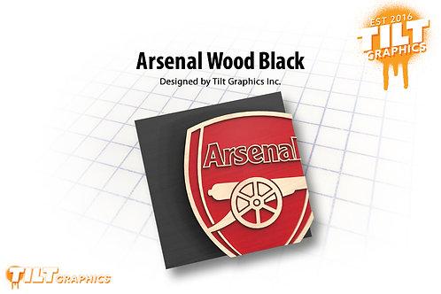 Arsenal Wood Block