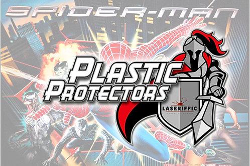Spider-Man Plastic Protector Set