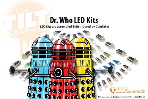 Dr. Who LED Kits