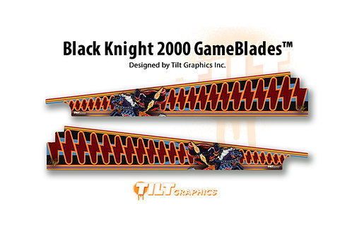 Black Knight 2000: Knight Rider GameBlades™
