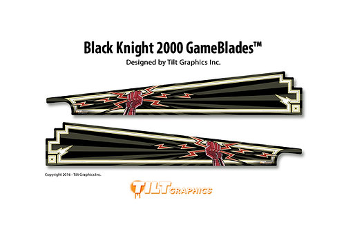 Black Knight 2000: Fist GameBlades™